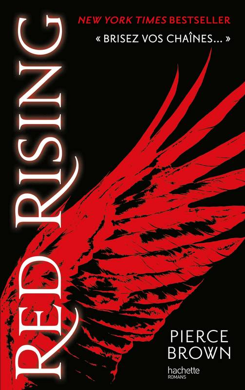 1, Red Rising - Livre 1 - Red Rising - Édition limitée