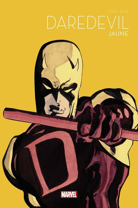 Daredevil Yellow - Le Printemps des comics 2021