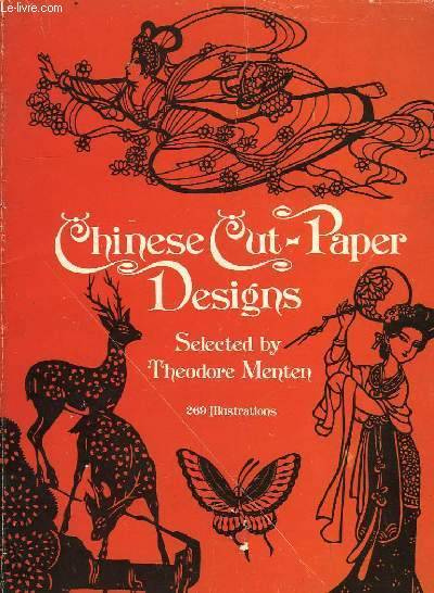 CHINESE CUT-PAPER DESIGNS