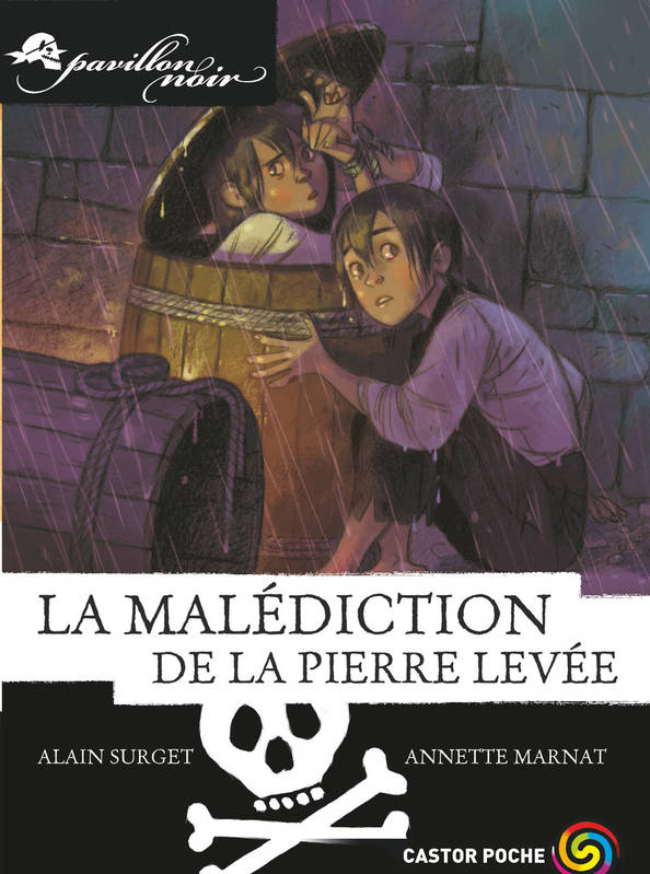 10, 10/PAVILLON NOIR  - LA MALEDICTION DE LA PIERRE L