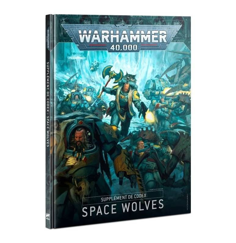 Codex Space Wolves VF