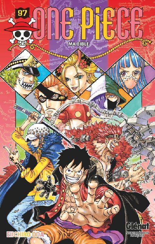 One Piece - Édition originale - Tome 97