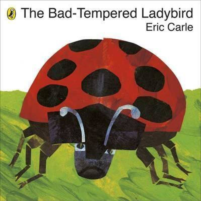THE BAD-TEMPERED LADYBIRD, Livre