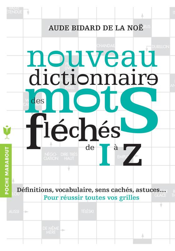 livre nouveau dictionnaire des mots fl ch s de i z. Black Bedroom Furniture Sets. Home Design Ideas