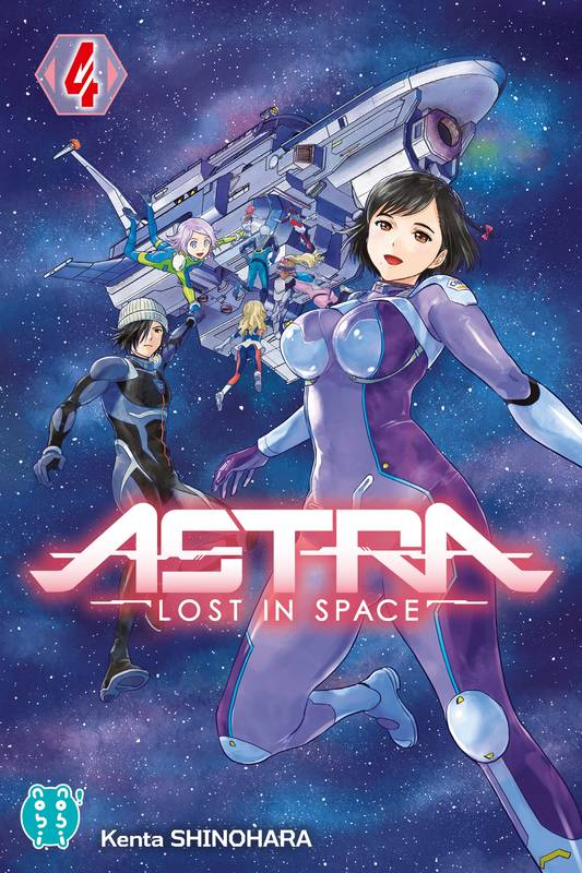 4, Astra - Lost in space T04