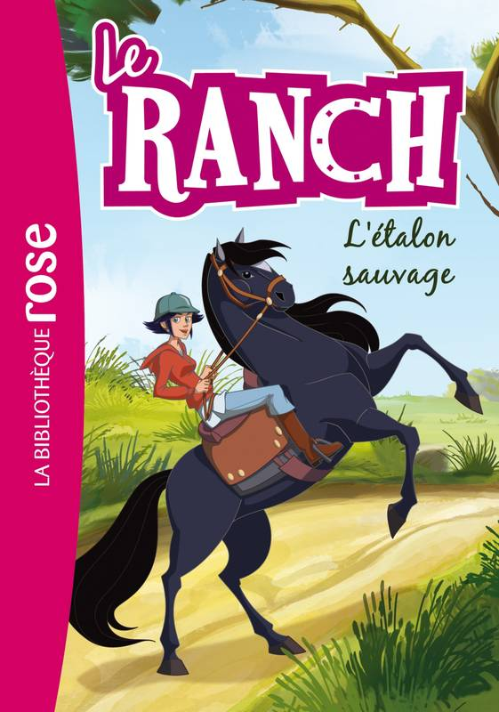 Le ranch, L'étalon sauvage