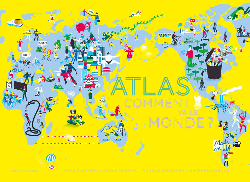 ATLAS - COMMENT VA LE MONDE ?