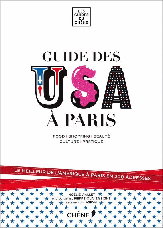 Guide des USA Paris