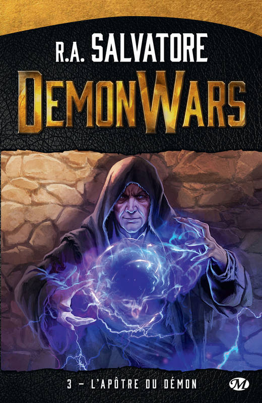 Demon wars, 2, L'apôtre du démon