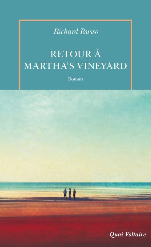 Retour à Martha's Vineyard, Roman