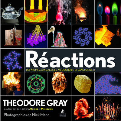 Livre R 233 Actions Des Atomes Aux Galaxies Gray Theodore border=