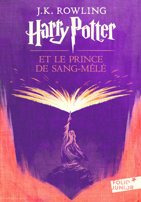 Livre Harry Potter Vi Harry Potter Et Le Prince De Sang