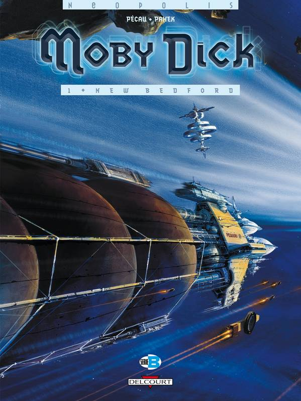 1, Moby Dick T01, New Bedford