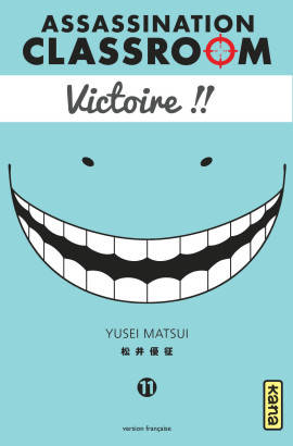 11, Assassination classroom