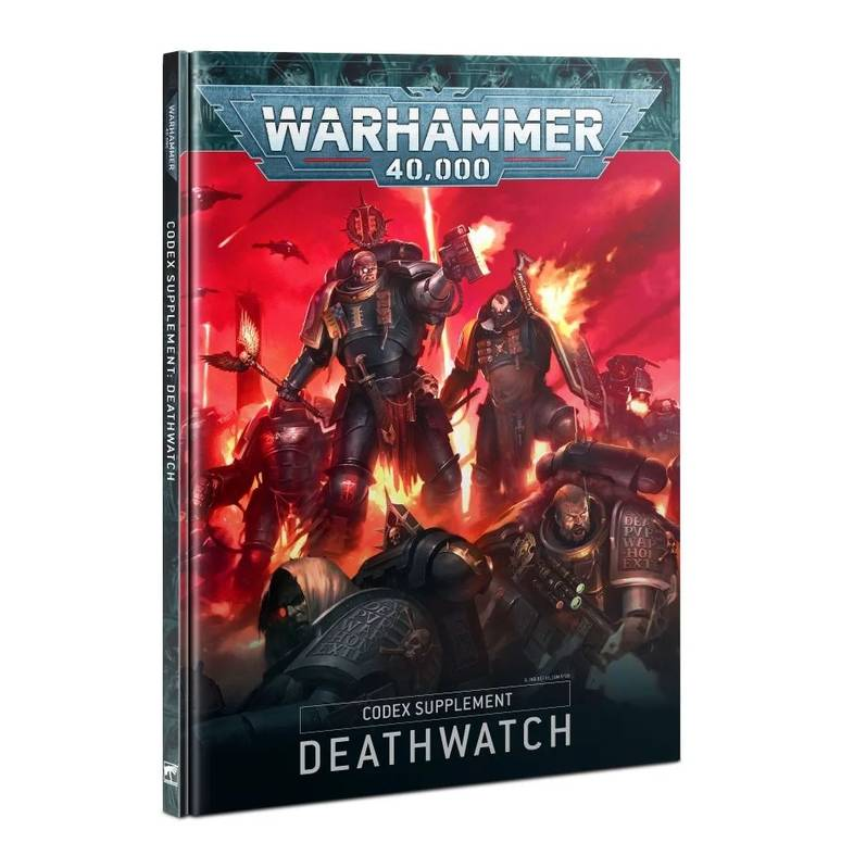 Codex Deathwatch VO