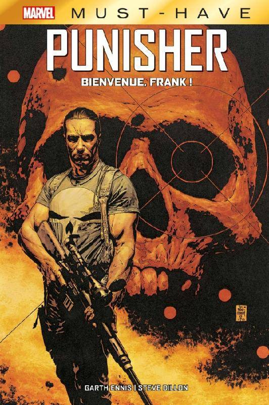 Punisher : Bienvenue, Frank !, Bienvenue, frank !
