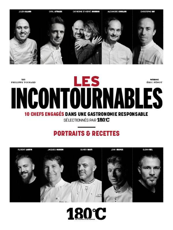 CHEFS INCONTOURNABLES #1