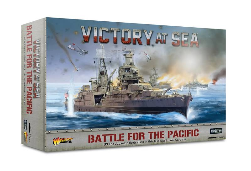 Victory at Sea - Battle for the Pacific (US vs Japan)