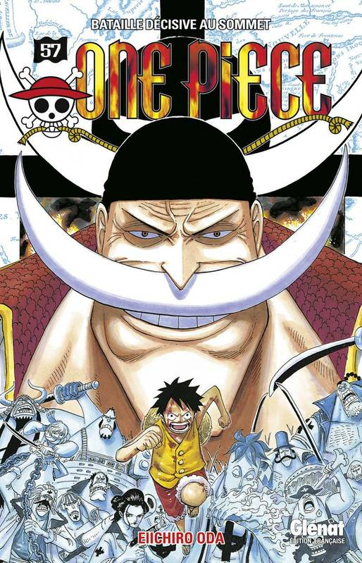 57, ONE PIECE - TOME 57