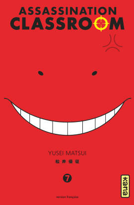 7, Assassination classroom - Tome 7