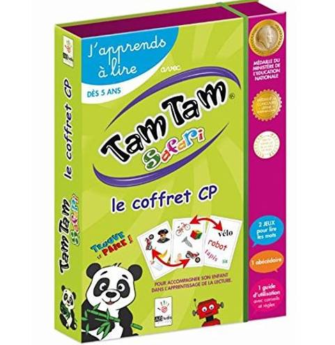 Tam Tam Safari J'apprends à lire