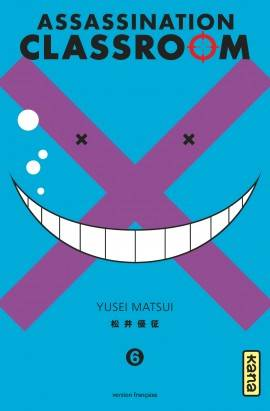6, Assassination classroom