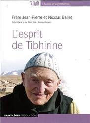 L'esprit de Tibhirine : CD mp3