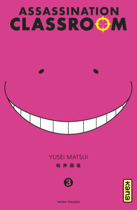 3, Assassination classroom - Tome 3