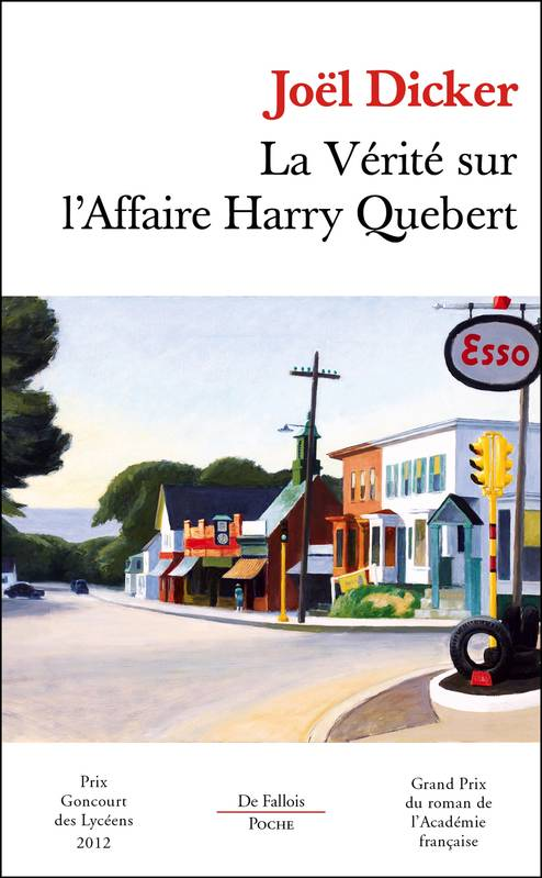 La vérité sur l'affaire Harry Quebert Poche