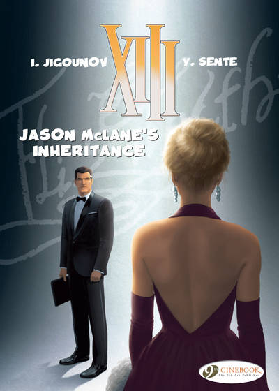 XIII VOL 23 JASON Mc LANE'S INHERITANCE