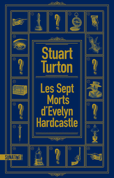 LES SEPT MORTS D'EVELYN HARDCASTLE