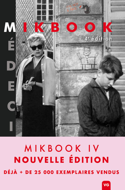 Mikbook, Les cahiers de l'internat