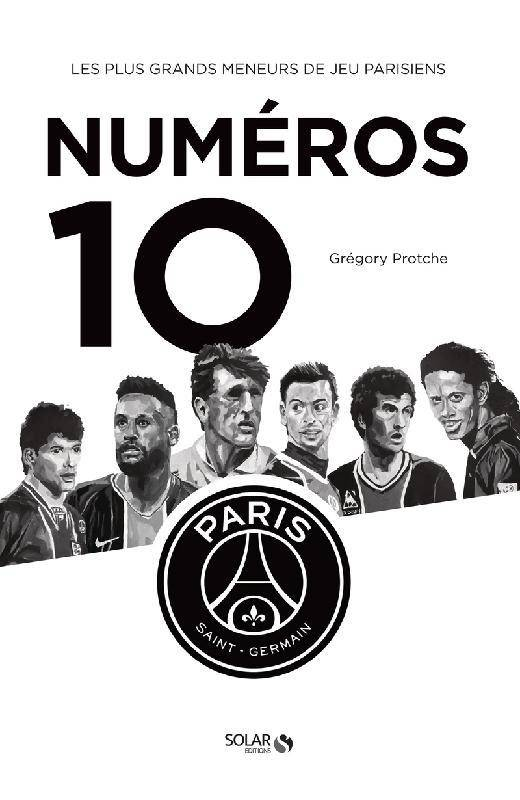 Numéros 10 - Paris Saint-Germain