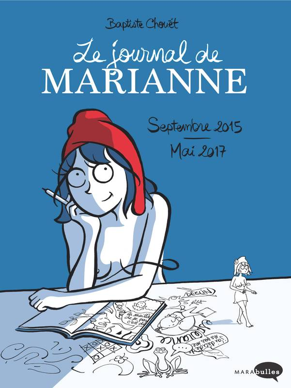 Le journal de Marianne, Septembre 2015 - Mai 2017
