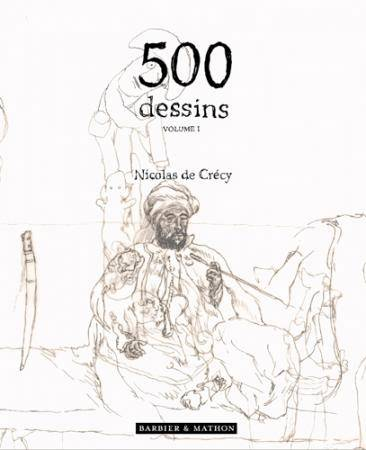 Volume 1, 500 DESSINS VOL.1
