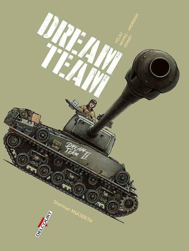 Machines de Guerre - Dream Team, Machines de Guerre - Dream Team