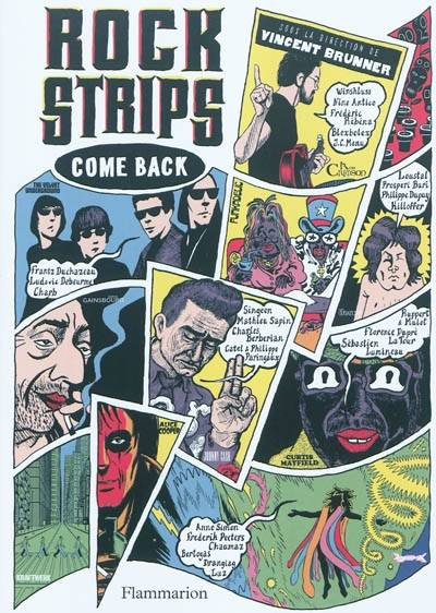 ROCK STRIPS COME BACK, come back