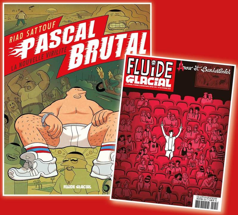 Pascal Brutal - tome 01 + magazine anniversaire offert