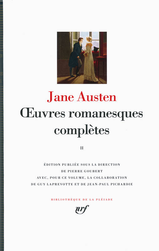 ., II, Œuvres romanesques complètes , Tome 2