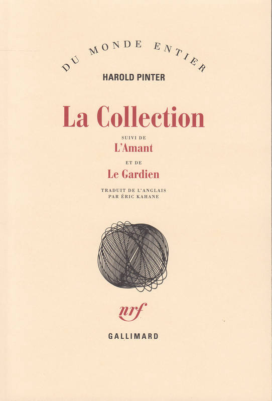 La Collection / L' Amant /Le Gardien