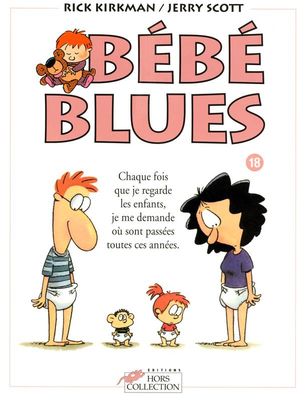 Bébé blues., 18, Bébé blues T18