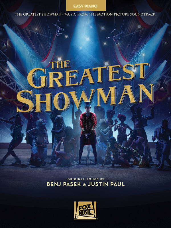 The Greatest Showman, Piano Facile