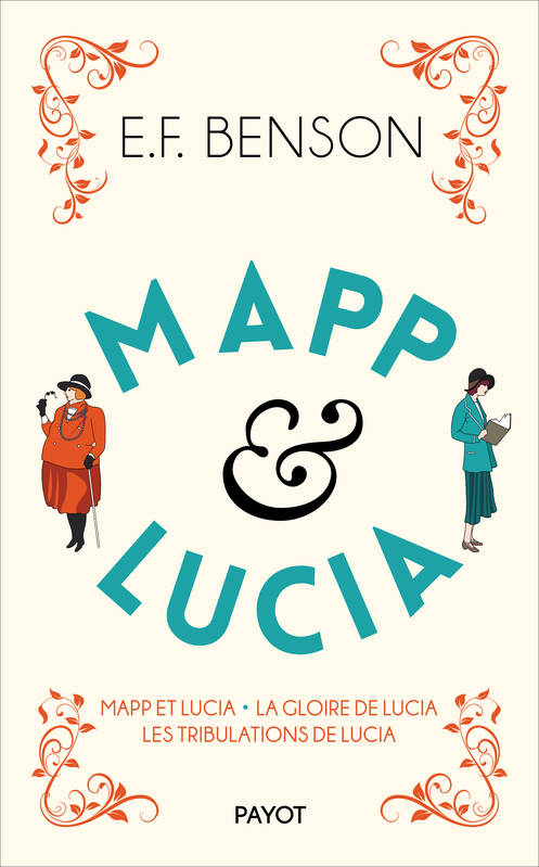 Mapp & Lucia, 2