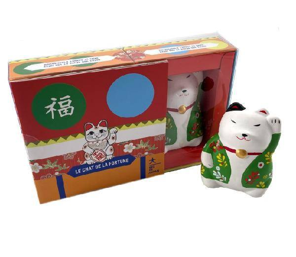 Manekineko / le chat de la fortune : version moyen format
