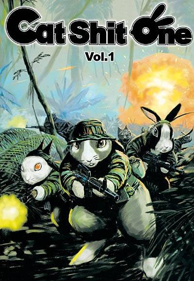 Vol. 1, Cat shit one