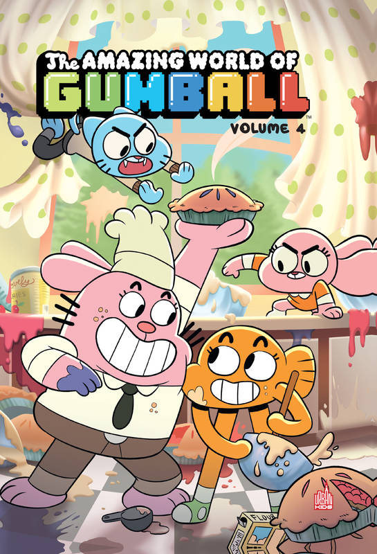 The amazing world of Gumball, 4, Le Monde incroyable de Gumball - Tome 4