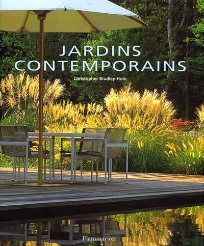 livre jardins contemporains christopher bradley hole maison rustique jardin et jardinage. Black Bedroom Furniture Sets. Home Design Ideas