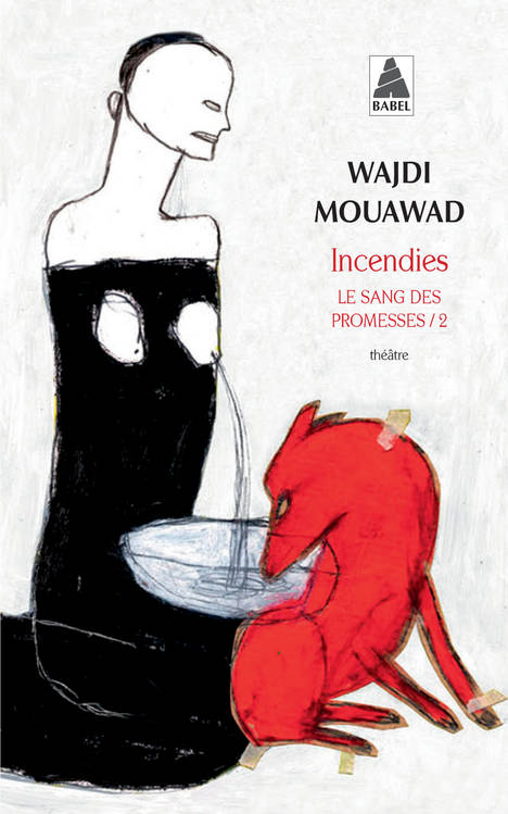 Le sang des promesses, tome 2, Incendies