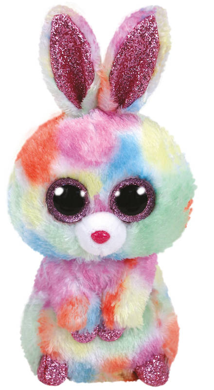BEANIE BOO'S SMALL - BLOOMY LE LAPIN
