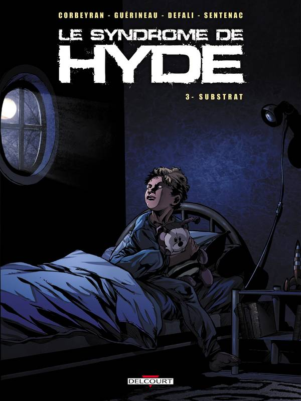 3, Le Syndrome de Hyde T03, Substrat